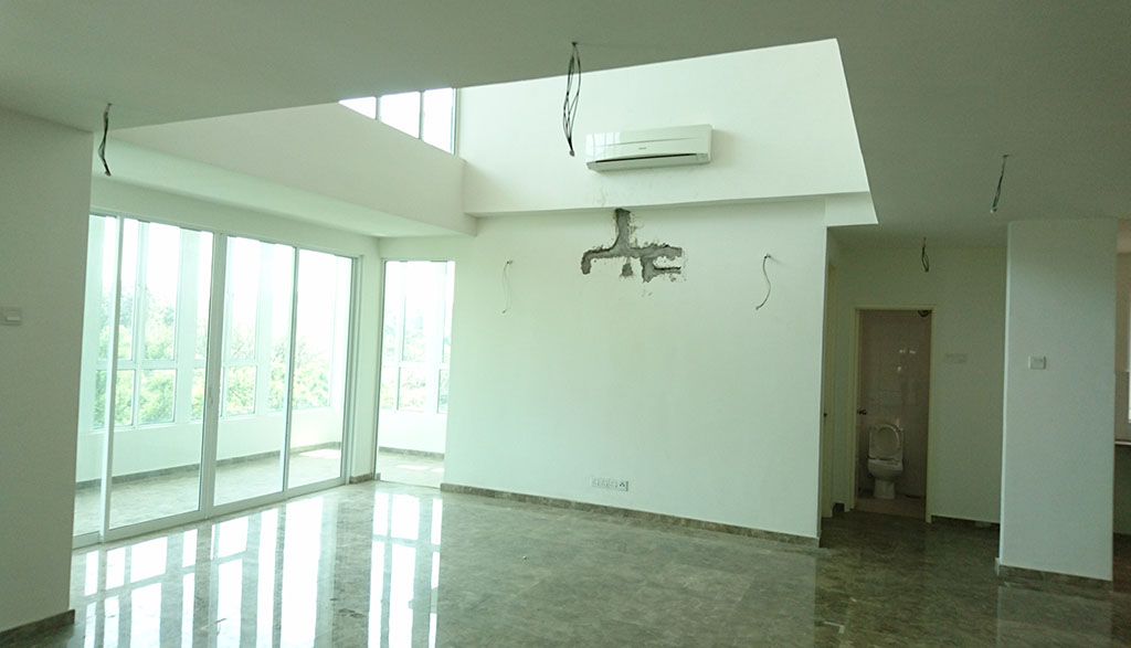 id design & build company home project puchong 2